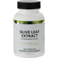 Olive Leaf Extract, 6o tablets