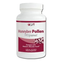 Honeybee PROfessional Pollen, 1500mg, 100 tablets