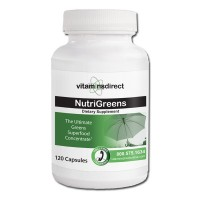 NutriGREENS Complete, 120 capsules
