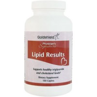 Physician's Signature Lipid Results, 180 caplets