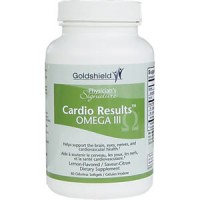 Physician's Signature Cardio Results Omega III, 120 orderless softgels