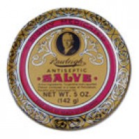 W.T. Rawleigh Antiseptic Salve, 1oz twist cap tin