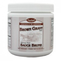 W.T. Rawleigh Brown Gravy Mix, 12 oz container