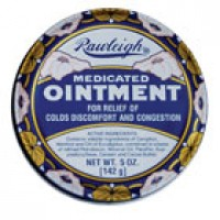 W.T. Rawleigh Medicated Ointment, 5oz can