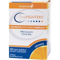 TimeFIGHTERS Anti-Aging Formula, 30 drink packets