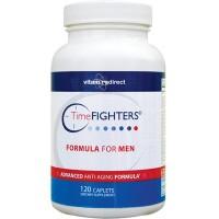 TimeFighters for Men, 120 caplets