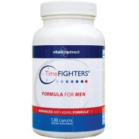 TimeFighters for Men, 120 caplets