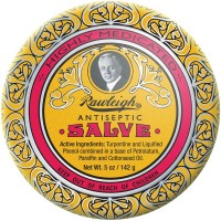 W.T. Rawleigh Antiseptic Salve, 4.5oz can with NEW screw on lid!